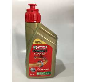 Nhớt Castrol scooter 0.8l